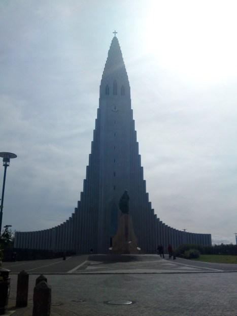 Lutheran Cathedral, Reykjavik.