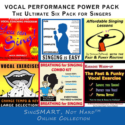 Learn to Sing with Vocal Coach Yvonne