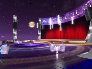 7pm PDT SingerGirl Live on Lunaria (OpenSim.Life Grid) @ AeroClub on Lunaria (OpenSim.Life)