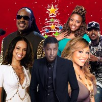 Top 25 Best R&B Christmas Songs, Covers, and Classics