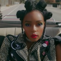 Janelle Monae Releases Artistic Video For 'Crazy Classic Life'