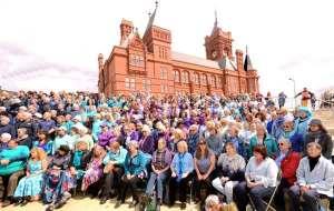 Massed Choir 2015