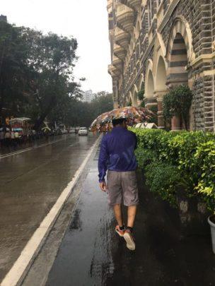 Mumbai walk