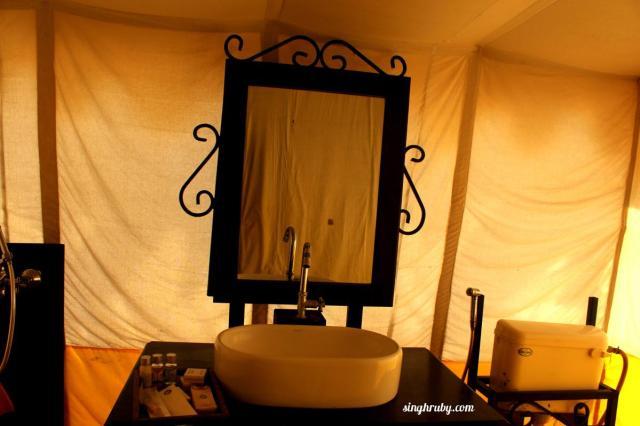 Rann City Wash Room