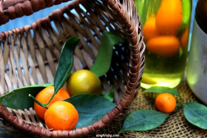 Tangerine Shot
