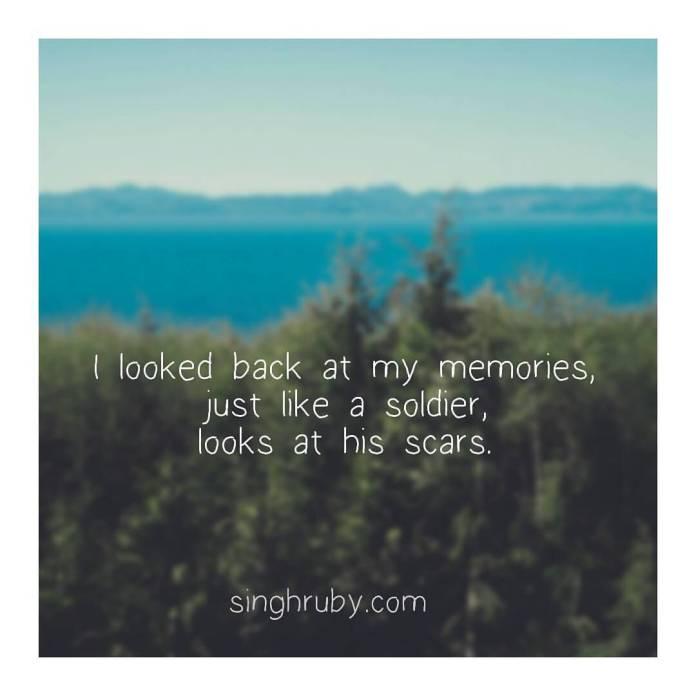 Revisiting memories