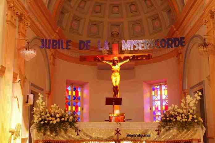 Christ at Domus Dei