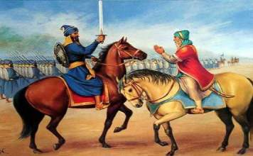 Jathedar Akali Baba Phula Singh Ji