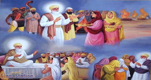 Dhan Guru Amardas Sahib ji