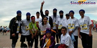 sydney-super-sikhs-city2surf-runners