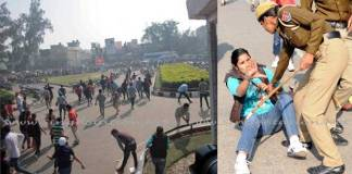 patiala-university-students-clash-police