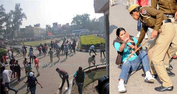 patiala-university-students-clash-police