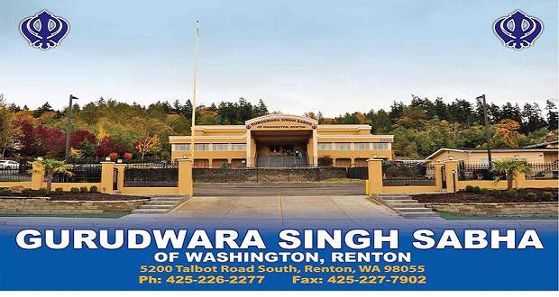 Gurudwara Singh Sabha of Washington