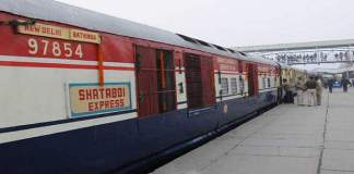 bathinda-delhi shatabdi-express