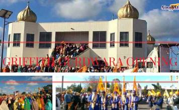 griffith-gurdwara-opening