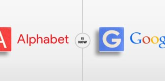 google is now alphabet