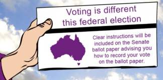 2016 Federal Election