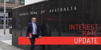 RBA Interest rate cuts