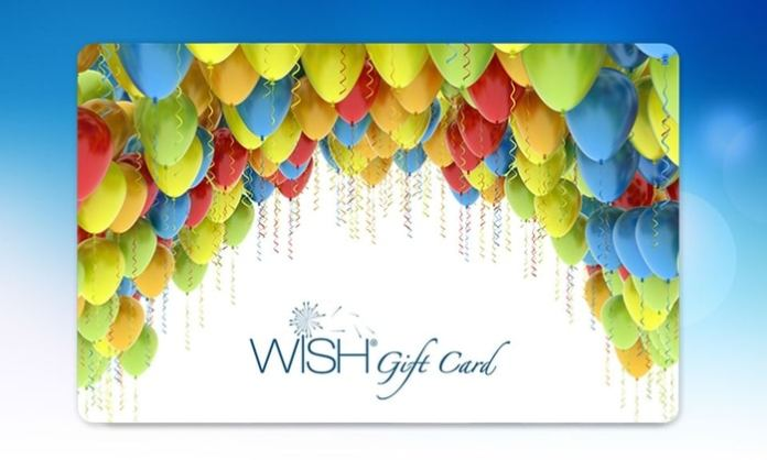 Woolworths WISH eGift Card