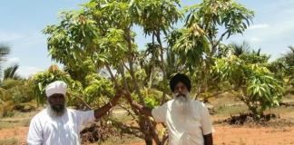 sikh farmers tamilnadu