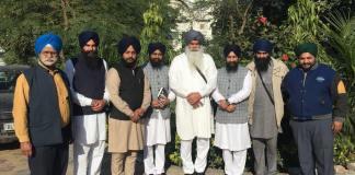 DSGMC Elections Sikh sadbhavna dal