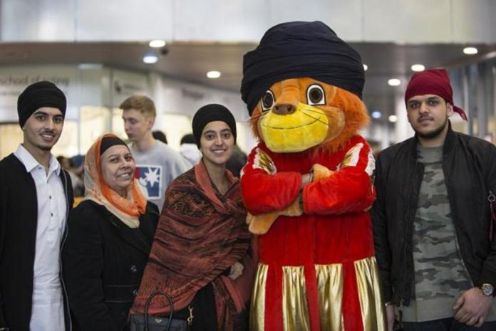 Uk Sikh Students Langar