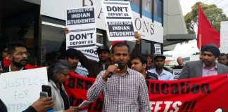 NZ Indian students deportation