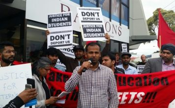 NZ Indian students deportation
