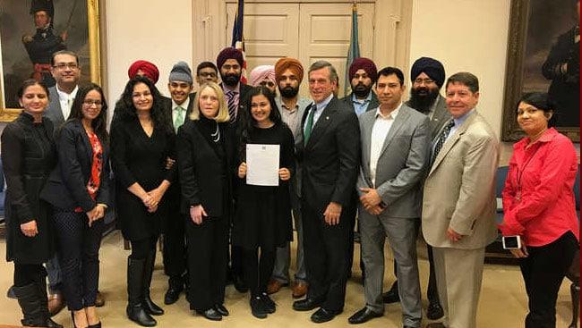 Delaware Sikh-Awareness