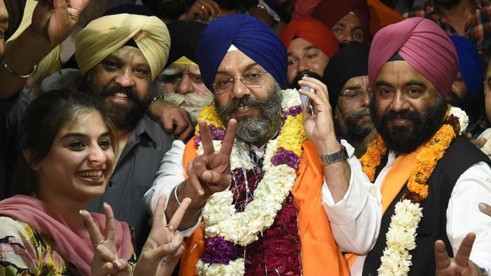 election-gurudwara-delhi dsgmc 2017