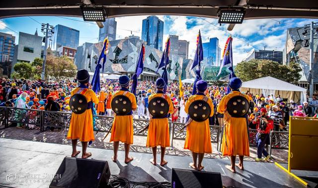 Vaisakhi Fed Square