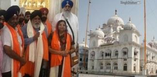 Harvinder Singh Sarna Patna Sahib President