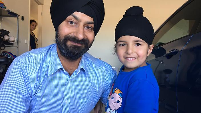 Sikh boy wins battle to wear turban to Christian school