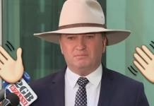 Barnaby Joyce resigns australia deputy pm