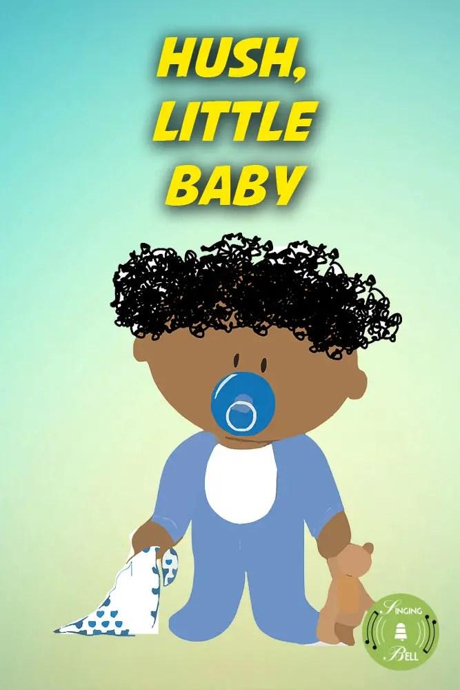 Baby Baby Song Free Download : download, Hush,, Little, Song,, Karaoke,, Printable, Score,
