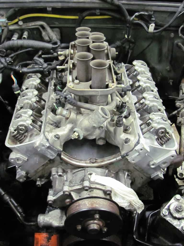 Bad Head Gasket or the Dreaded SLIPPED SLEEVE SYNDROME