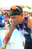 TV personality and triathlete, Drew Arellano.