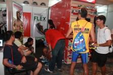 Elite runners at Cobra Ironman 70.3 Philippines.