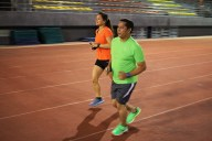 Keeping up the pace with triathlete and Nike+ Run Club Coach, Ian Banzon