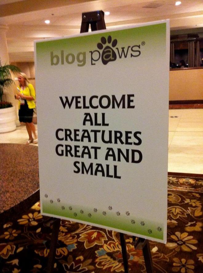 blogpaws 2013