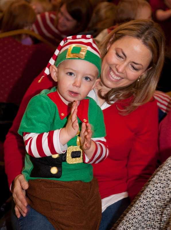 christmas charity singalong 2013