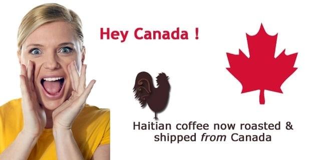 Haitian coffee – Canada
