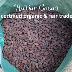 Raw Haitian Cacao online