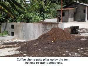 Help Haiti, Drink Coffee