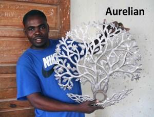 aurellian haiti artist
