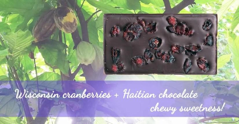 cranberry cho haiti