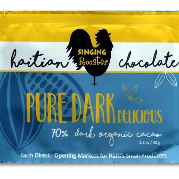 buy  fair trade haitian chocolate bar online