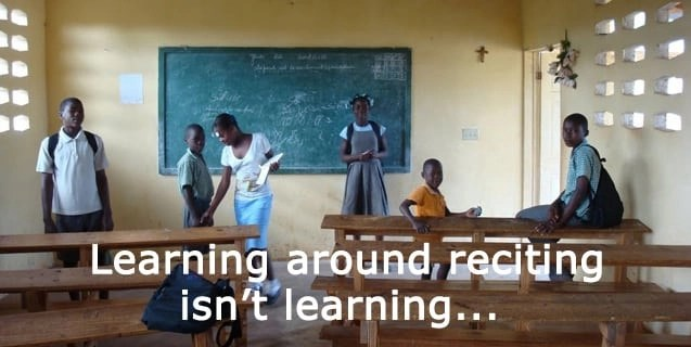 Haitian education reform