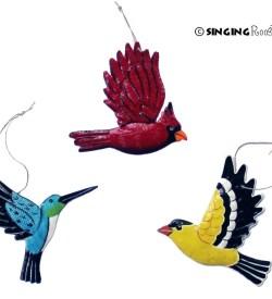 humming-bird-cardinal-ornament