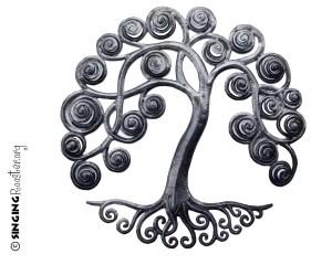 find metal garden art haiti
